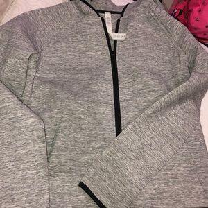 lululemon athletica Jackets & Coats - Lululemon City Bound hoodie - Size 8